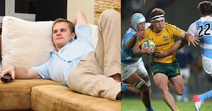 Wallabies Victory In Argentina This Morning Helps Sooth Local Yacht Owner's Hangover