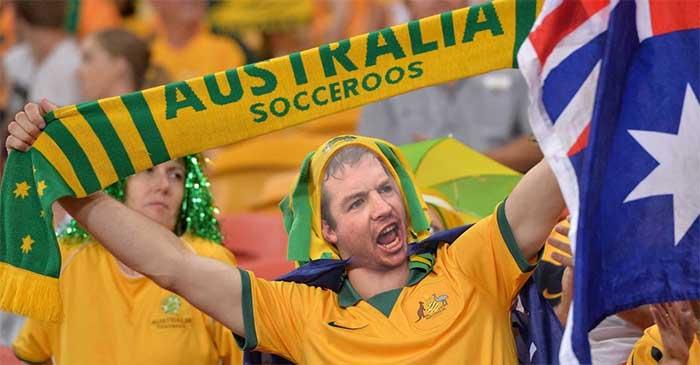 Diehard Socceroos Fan's Devotion To Socceroos Will Die Hard If They Lose Tonight
