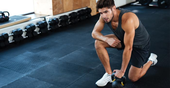 5 Tips To Faking Injury In The Gym So Alphas Don't Smirk At How Much You Are Lifting