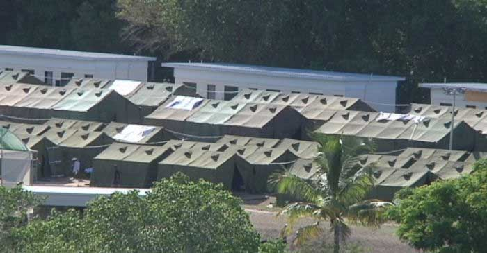 """Ready When You Are"" Says Unprocessed Refugees After Entire Decade On Nauru"