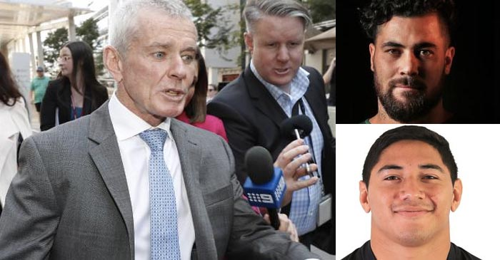 Malcolm Roberts Quits Senate To Join Tongan World Cup Squad With Fifita And Taumalolo