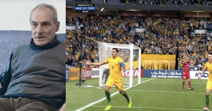 Oakleigh Grandfather Tries To Claim Cahill As A Greek