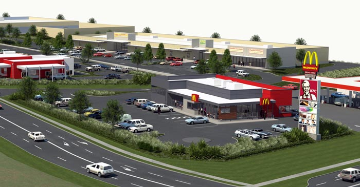 Local Residents Celebrate 'Big Town' Status After Rumours Of A 2nd Maccas Are Confirmed