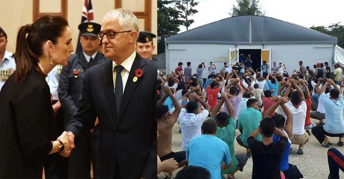 PM Demands Kiwis And PNG Stop Conspiring To Solve Humanitarian Crisis Behind His Back