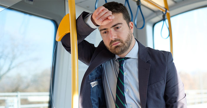 Office Man Miraculously Survives Commute to Work Without Headphones