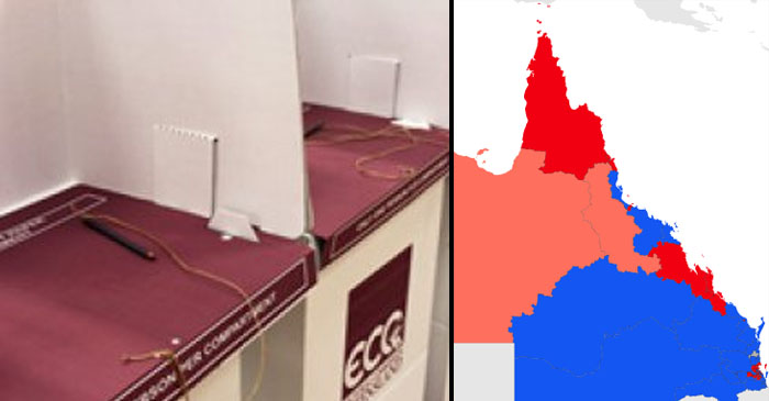 QLD VOTES: Nation Wonders If Queensland Will Validate One Nation's Existence