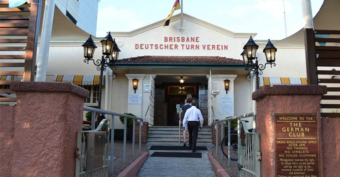 Brisbane's German Community Recognised As Valued Supporters Of Test Cricket