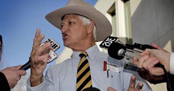 Katter Calls For $120m Plebiscite On Whether Crocs Should Be Allowed To Eat North Queenslanders