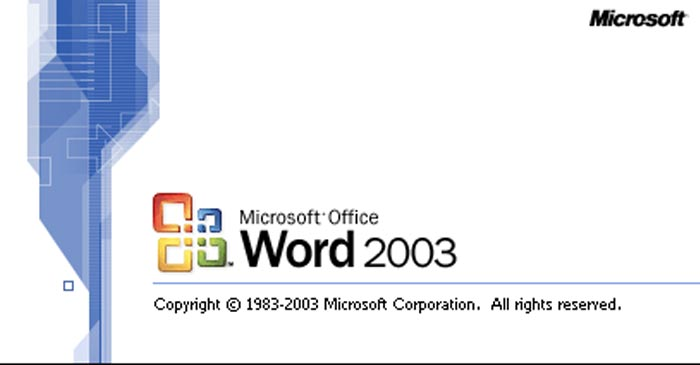 Client Sends Urgent Last-Minute Change Through On Microsoft Word 2003