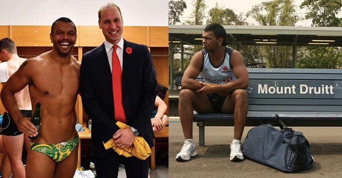 Prince William All Good To Pop By Mt Druitt Next Royal Visit, Confirms Kurtley