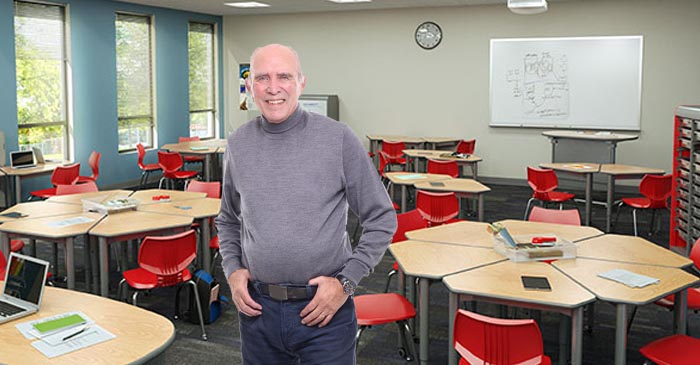 Peculiar Older Male Teacher At Private School All Of A Sudden No Longer Spoken About