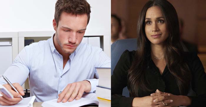 Law Student Not Sure If His Degree Is Worth It Anymore, Now That Rachel Is Taken