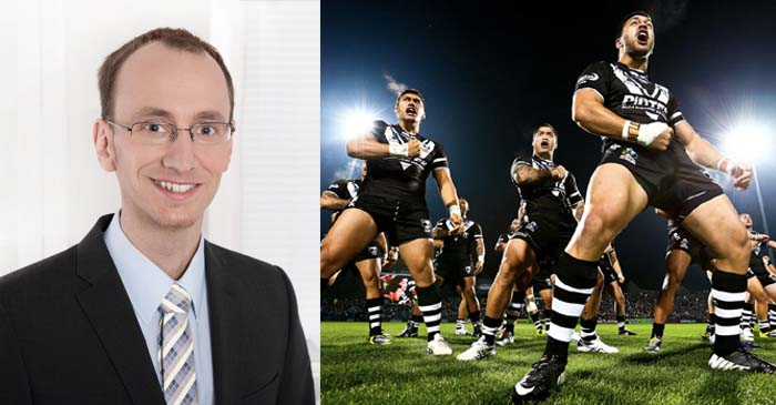 White Guy Tells Maori Coworker That He Saw Footage Of The Haka And Golly It Was Powerful