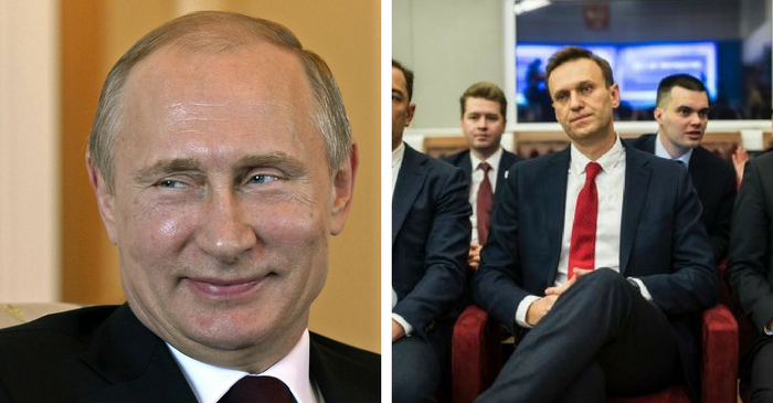 Unbelievable: Early Polling Suggests Putin Might Be A Chance Of Getting Re-Elected