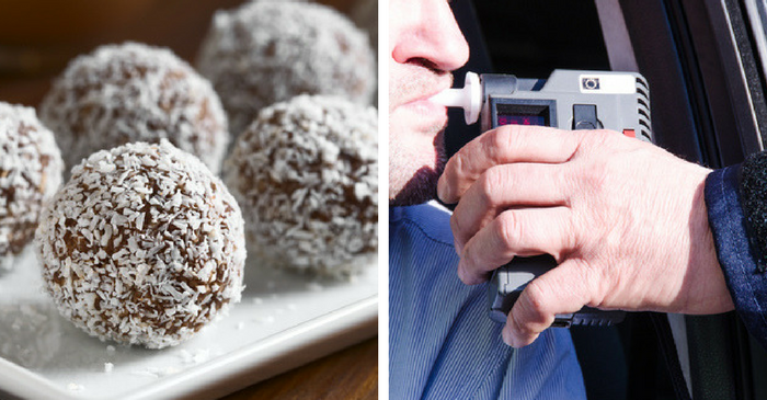 Designated Drivers Advised To Steer Clear Of Nan's Rum Balls