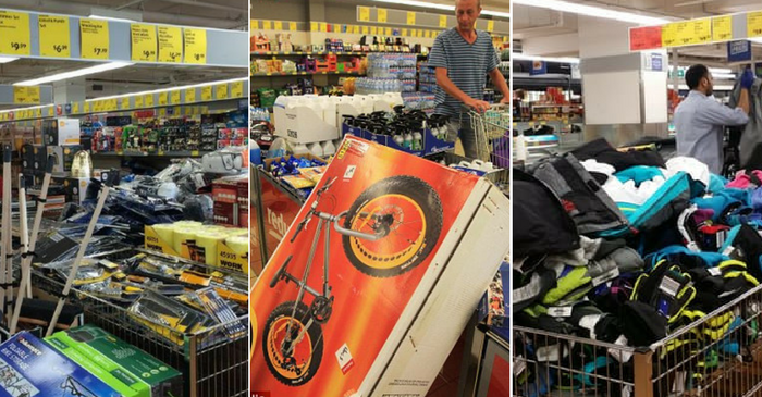 Shopper Stumbles Across Chainsaw She Didn't Know She Needed In Aldi's 'Aisle Of Dreams'