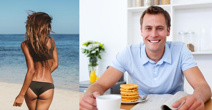 Instagram Model Not Sure Why Photo Of Her Goofy Long-Term Boyfriend Didn't Do Too Well