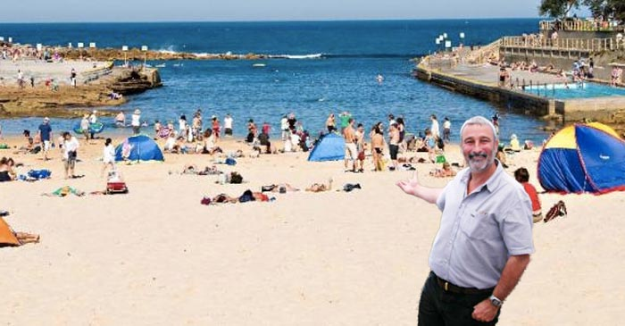 Iconic Groper Spotted At Clovelly Beach Over The Weekend