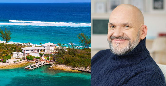 Love Actually Producer Buys 14th Home In The Bahamas