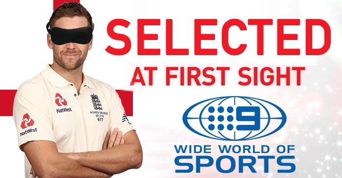 Ch9 Announce New Reality Show 'Selected For The English Cricket Team At First Sight'