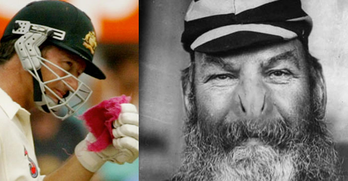 Steve Waugh's Red Hanky Revealed To Be A Horcrux Of W.G. Grace's Soul