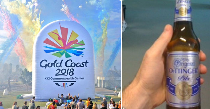 Seven Wins Broadcast Rights To Commonwealth Games With 6-Pack Of Oettinger Pilsners