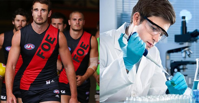 Essendon Bombers To Compete As 'Footballers Of Essendon' Following ASADA Doping Scandal