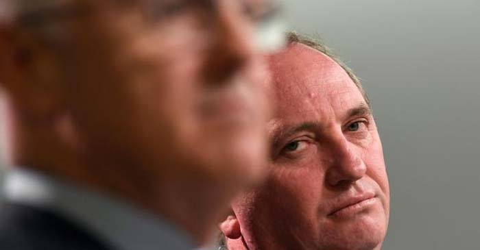 Seething Barnaby Wonders If The Point Piper Toff Could Even Land A Fucking Glove On Him