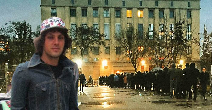 Australian Who Got Into Berghain Returns Home To Bring It Up In Every Conversation He'll Ever Have