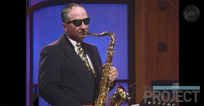 Barnaby Joyce Will Attempt To Play The Saxophone On 'The Project' To Repair His Image