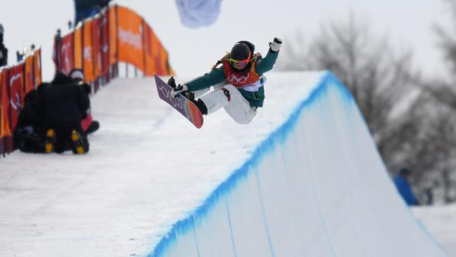 Australia Pretends They Know How Winter Olympics Snowboarding Is Scored
