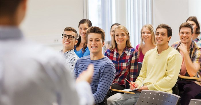 Student Begins To Die Internally Telling Classmates 'A Little About Himself' During University Icebreakers