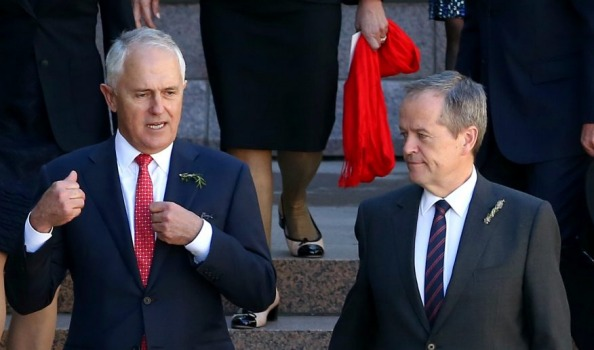 Labor and Liberal Working Together To Find Out More Shit About Barnaby To Throw To Media