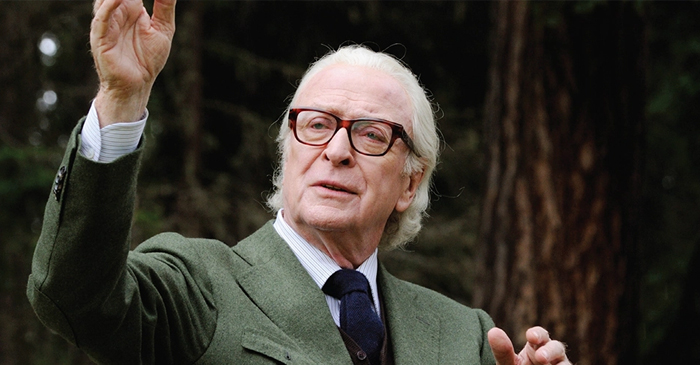Report: Michael Caine Looking Alright For An Old Fella