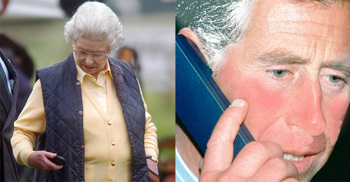 The Queen Screens Calls From Charles Asking Her To Come Pick Him Up
