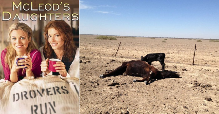 Jillaroo Ready To Come Home After Finding Life Nothing Like McLeod's Daughters