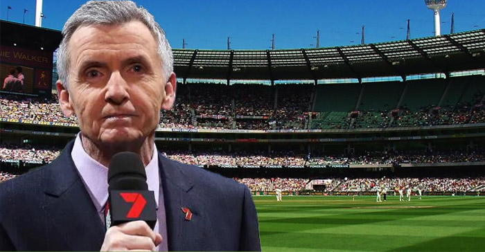 Bruce McAvaney To Spearhead New Cricket Commentary Team As Seven Wins Broadcast Rights