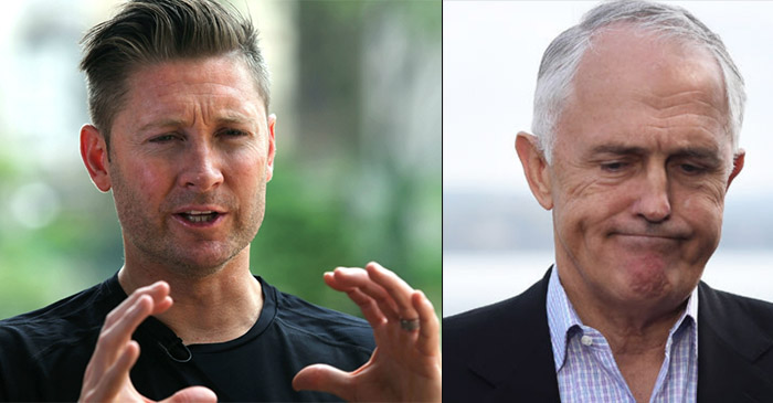 Michael Clarke Offers To Step In As Liberal Party Leader