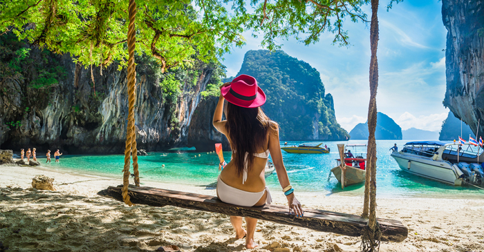 """Holidayer Who """"Never Wants To Leave"""" Thailand Should've Packed Heroin In Her Carry-On"""