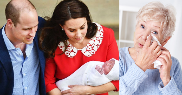 """One Of Diana's Boys Has Had A Bub"" Says Mum"