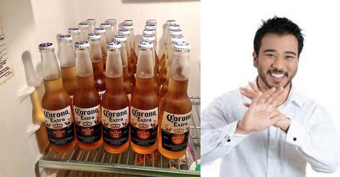 $14 Corona In Hotel Mini Bar Found To Predate Federation