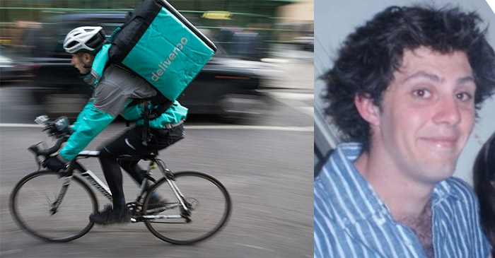 Apathetic Gen-Y Says He'd Care More About UberEats Cyclists If They Weren't Always Late