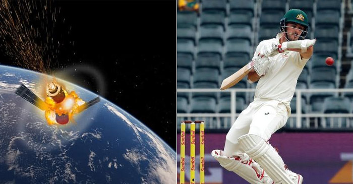 Hopes For Draw In Joburg Fade As Chinese Space Station Fails To Crash Into Stadium