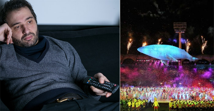 """""""At Least It's Better Than MKR"""": Local Man Praises Arrival Of Commonwealth Sports Carnival"""