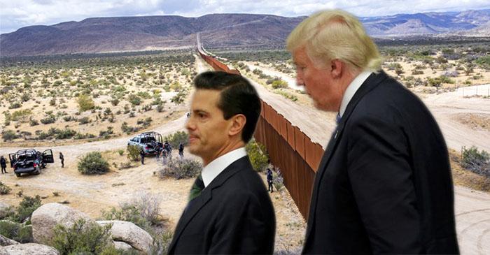 Trump Outshines Kim Jong-Un By Crossing Into Mexico For Historic Peace Summit