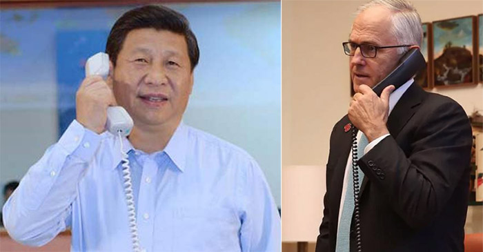 Stern But Polite Phonecall From Malcolm Has Xi Jinping Reconsidering Vanuatu Military Base