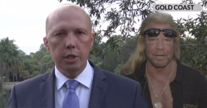 Dutton Hires Dog The Bounty Hunter To Find Missing Cameroonian Athletes