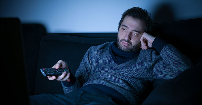 Recovering Gambling Addict Longs For Day He Can Watch Live Sport In Peace