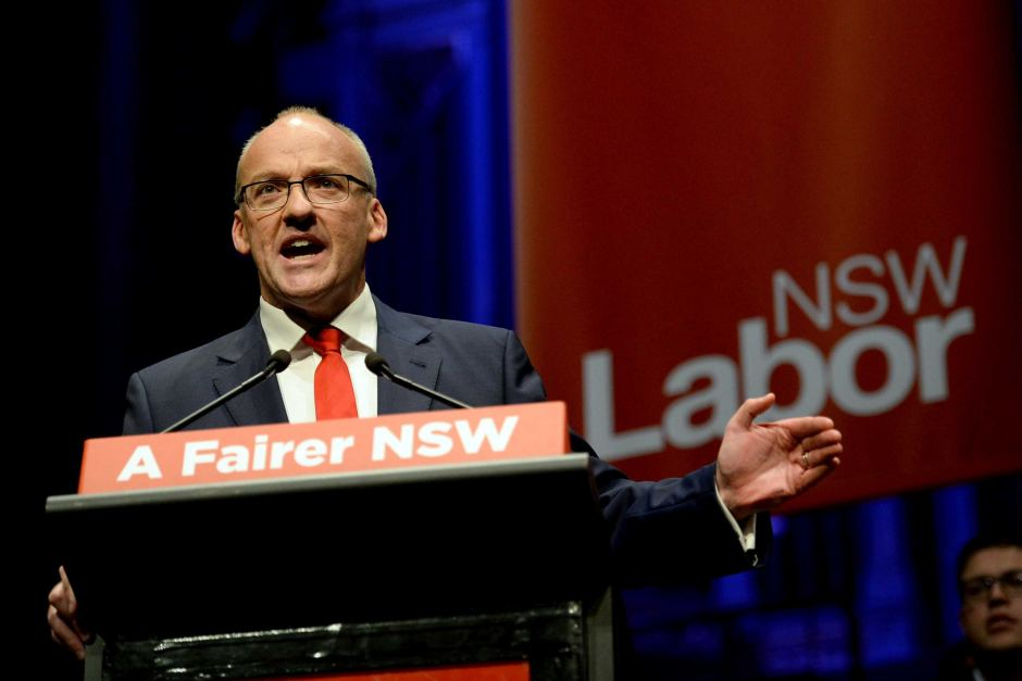 NSW Opposition Leader's Racist Tirade Fails To Get People To Remember His Name