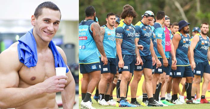 37-Year-Old NRL Player Tossing Up Between Retirement Or 3-Year Contract With The Titans